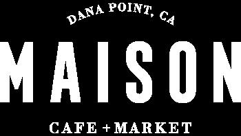 Maison Café + Market Logo